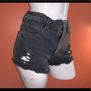 Guess jeans jean shorts size 27